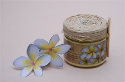 Face & Body Cream with Essential Oil of Frangipani